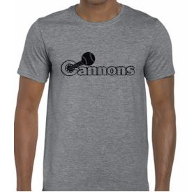Cannons_85 tee